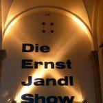 Sturm der W̦rter РDie Ernst Jandl Show im Literaturhaus