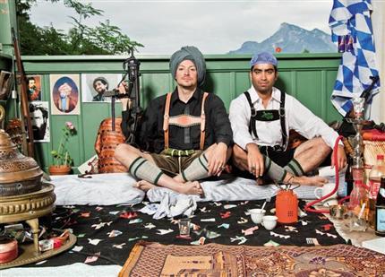 bavarian taliban (Custom)