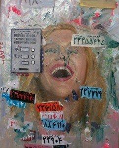 BEAUTY 4  50x40cm oil on canvas 2013_web