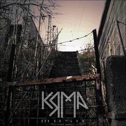 Cover der EP von KRMA Music