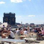 Münchner Dachterrassen – dem Himmel so nah