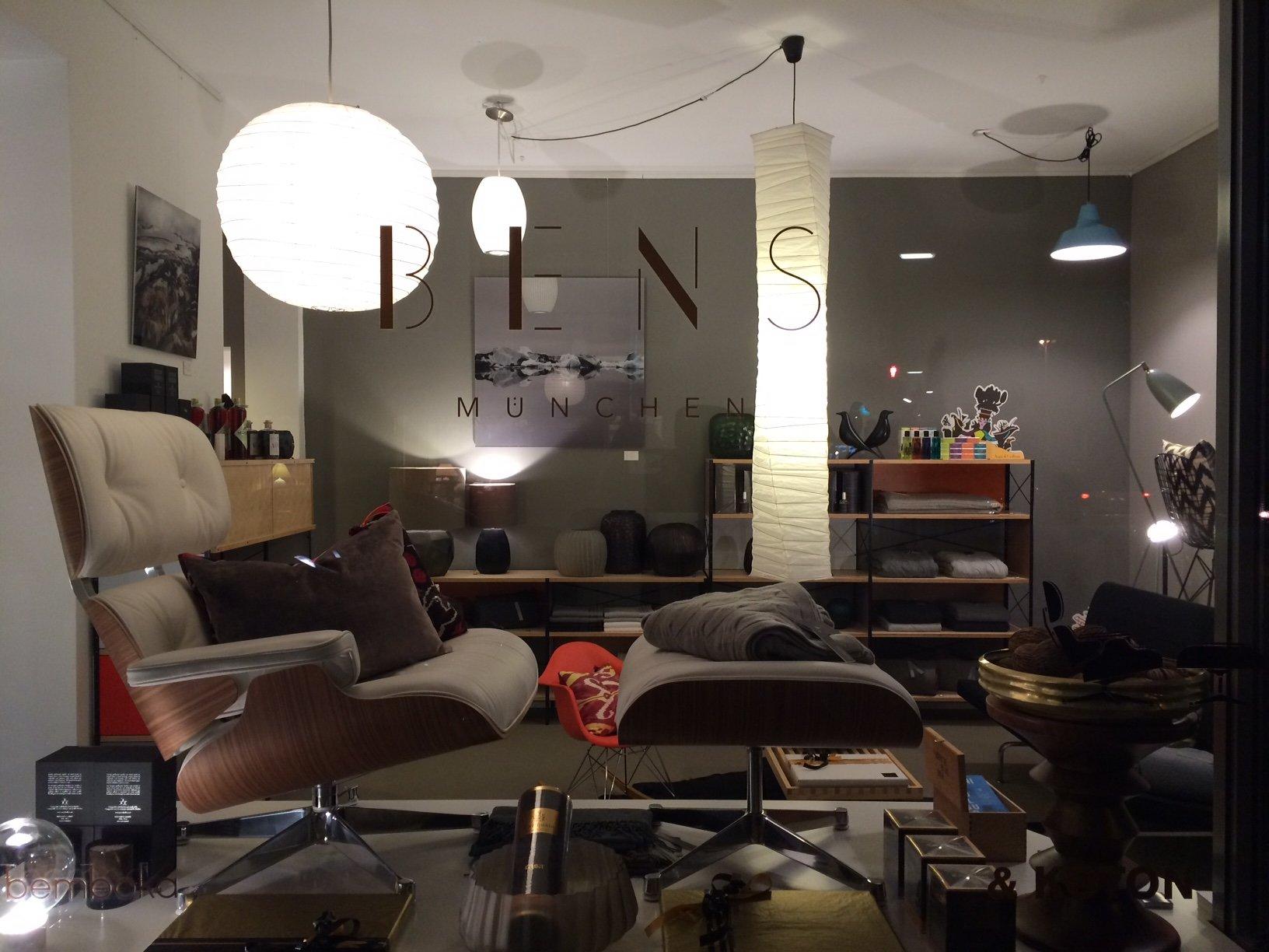 bens m nchen moderner living lifestyle shop in schwabing mucbook. Black Bedroom Furniture Sets. Home Design Ideas
