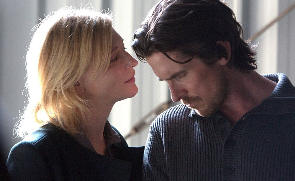 Knight of Cups Bale und Blanchett