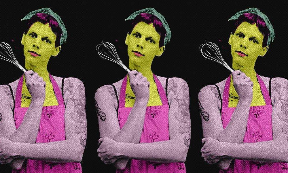 Portrait Karo Tak, Veganer Workshop in München am 7.11.15