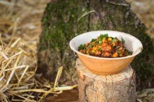 Bairisch Stew: Chili con Carne
