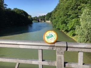 Mucbook: Unterwegs durch München mit No