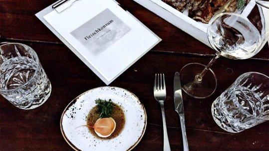 Mucbook: Popup Restaurant Fleischkonsum von Vincent Fricke in München