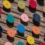 Inklusionspunkt-partizipative Kunst am Viktualienmarkt