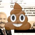 Wiesn-Stadtrat Seidl: Stolpert er über Rassismus-Tweet?