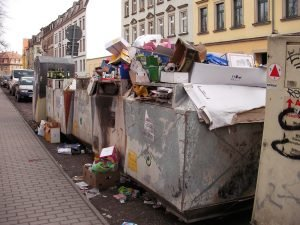 Müll München