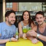 Grün, scharf, sauer – Limo?