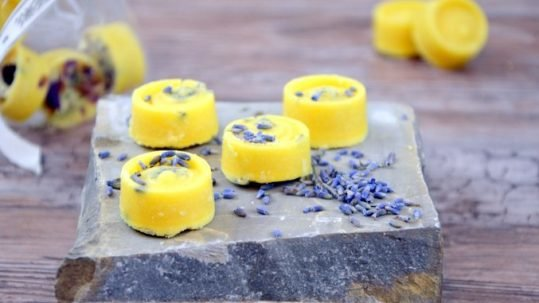 Lavendel Bade Praline