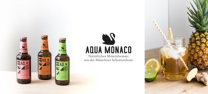 Aqua Monaco Limo