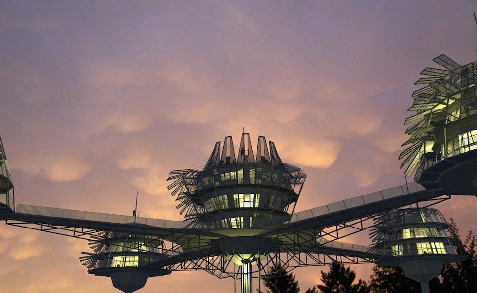 Skyhouses muenchen