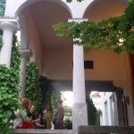 Jardin Gérard in der Villa Stuck