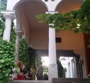 villa Stuck jardin gerard