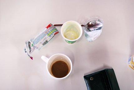 mensa_studentenfutter_pingui kaffee joghurt
