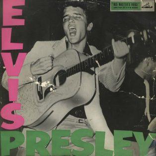 Elvis laabt!