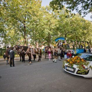 Oktoberfest Fest – der Umzug in Bildern