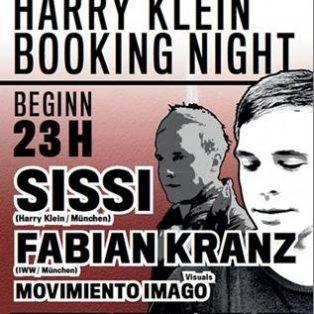 Feiern mit Harry, Sissi und Fabi