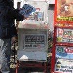 """""""Schmunzeln und nachdenken"""" – Interview mit der Guttenberg-Guerilla"""