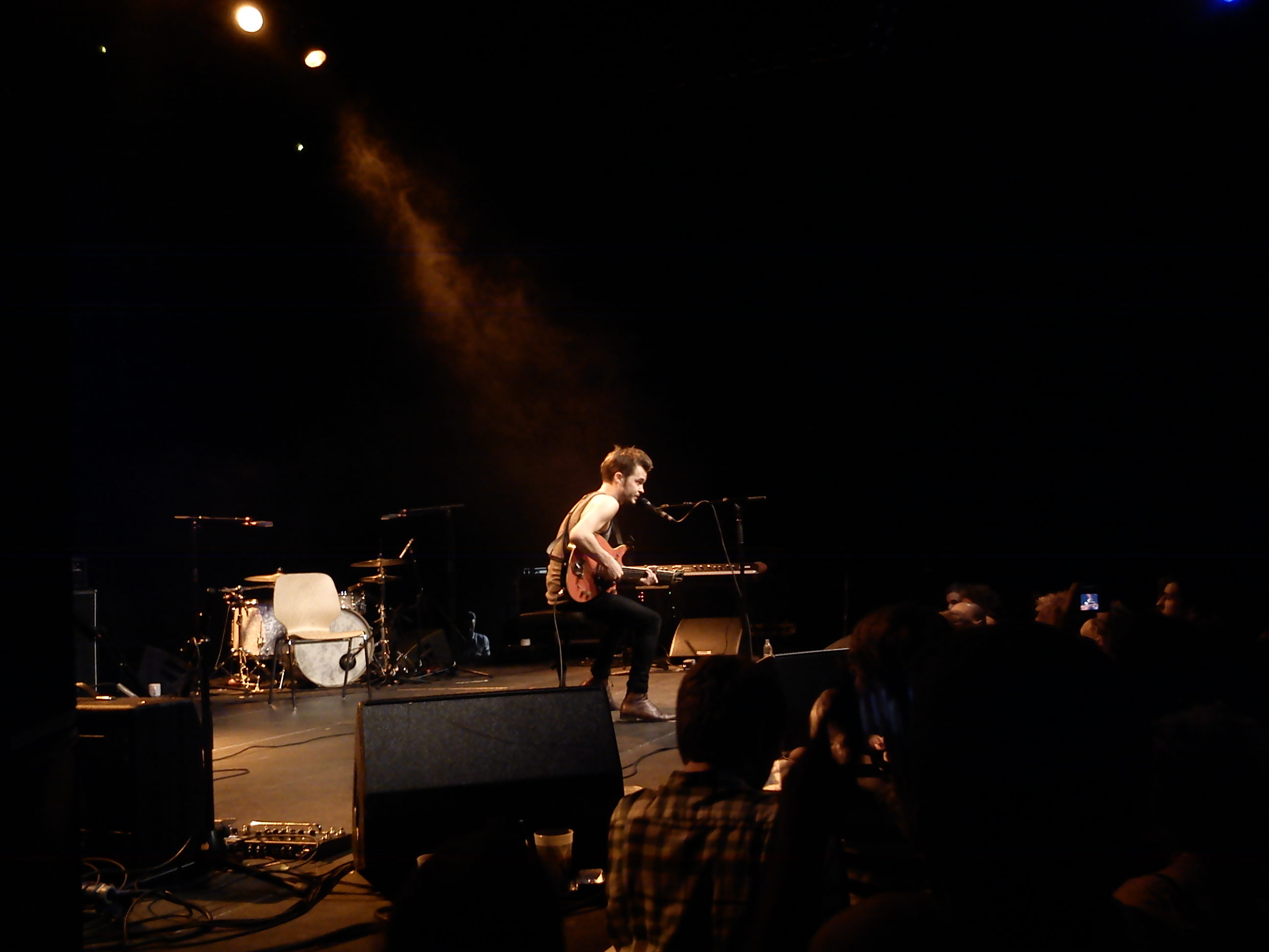 The Tallest Man on Earth in der Muffathalle