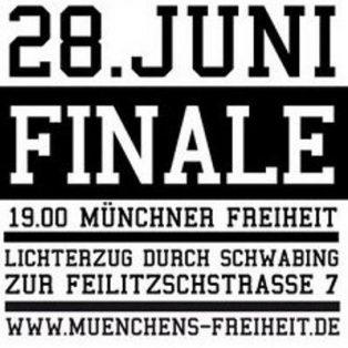 FINALE – Rettet die Münchner Freiheit