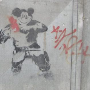 Protest in Street-Art
