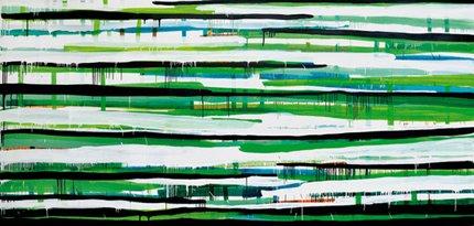 going-on27-2008-acryl-195-x-415-x-5cm