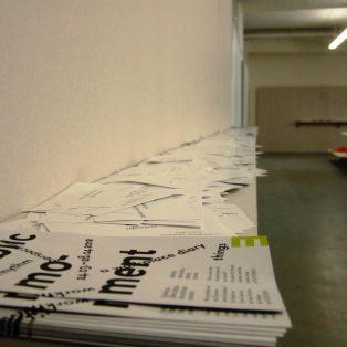 Künstler im Gespräch: Franck Leibovici