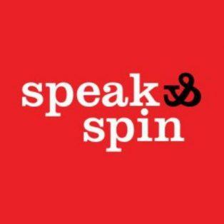 Speak&Spin РLesung im Caf̩ Gap