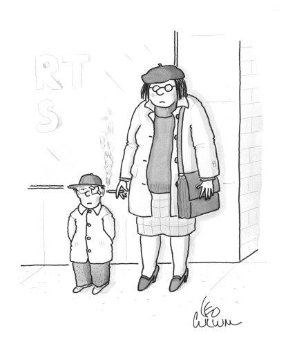 Cartoon_Leo_Cullum_CARICATURA_Reject_Collection_Titelmotiv