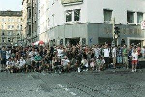 "Beastin ""Bienvenido Quickstrike"" Release im Amen Store Corneliusstraße"