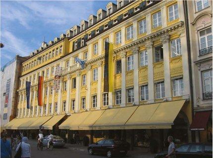 Einer der Gewinner des Fassadenpreises 1973: Dienerstraße 14 -15