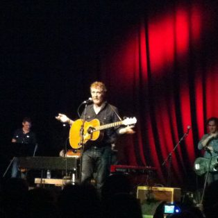 Glen Hansard and The Frames feiern mit Münchnern wie mit alten Freunden
