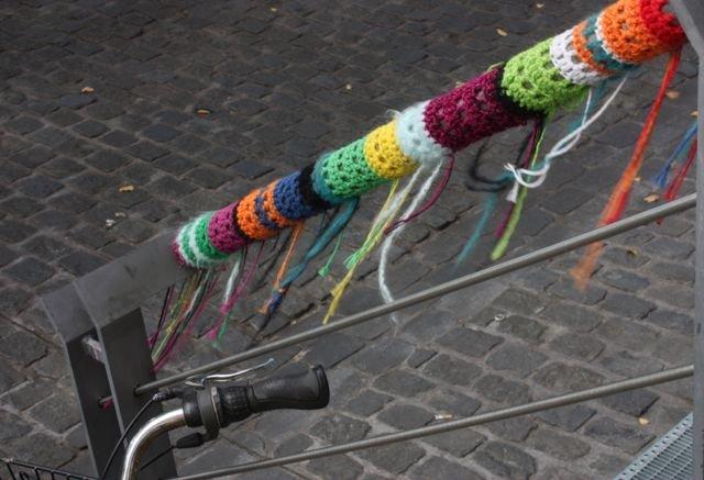 Guerilla-Knitting