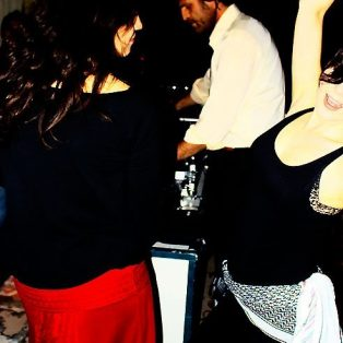 Disco Shake à la Turka