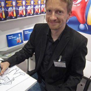 Traumberuf Comiczeichner: Illustrator Carsten Mell im Interview