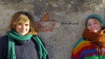 recht auf licht