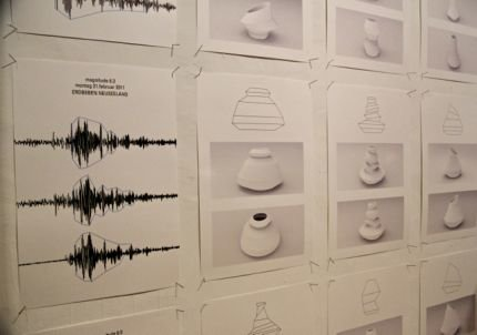 Jonathan Radetz _ Seismographische Vasen