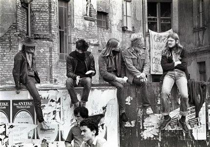 Instandbesetzer_Berliwen_Kreuzberg_1981