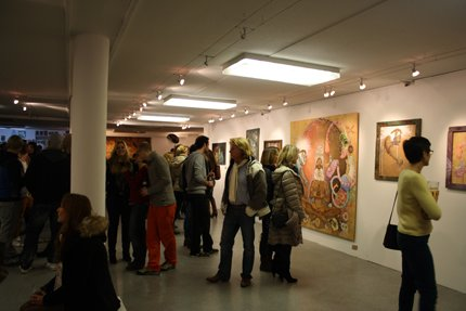 Vernissage Haus 75