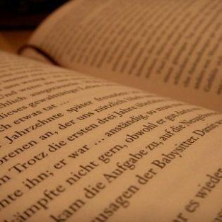 Lesen und Laufen: der Hörgang im Rückblick