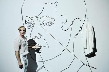 Max Wagner. Foto: Arno Declair