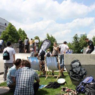 Iriedaily Skate Contest presented by Planet Sports – wir waren da!