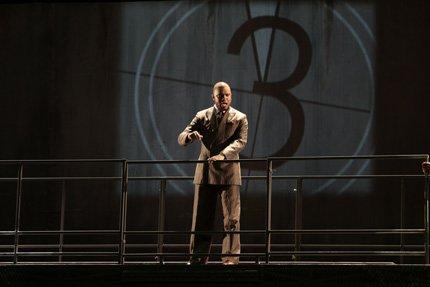 Aubrey Poo als Mandela  (c) Florian Staron