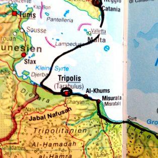 Talal und Amjad: Die Überfahrt