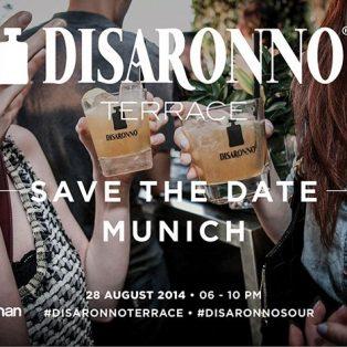 Milder Donnerstag auf der Disaronno Terrace