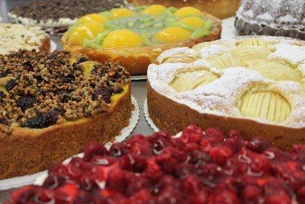 Verschiedene Kuchen_Kuchentratsch
