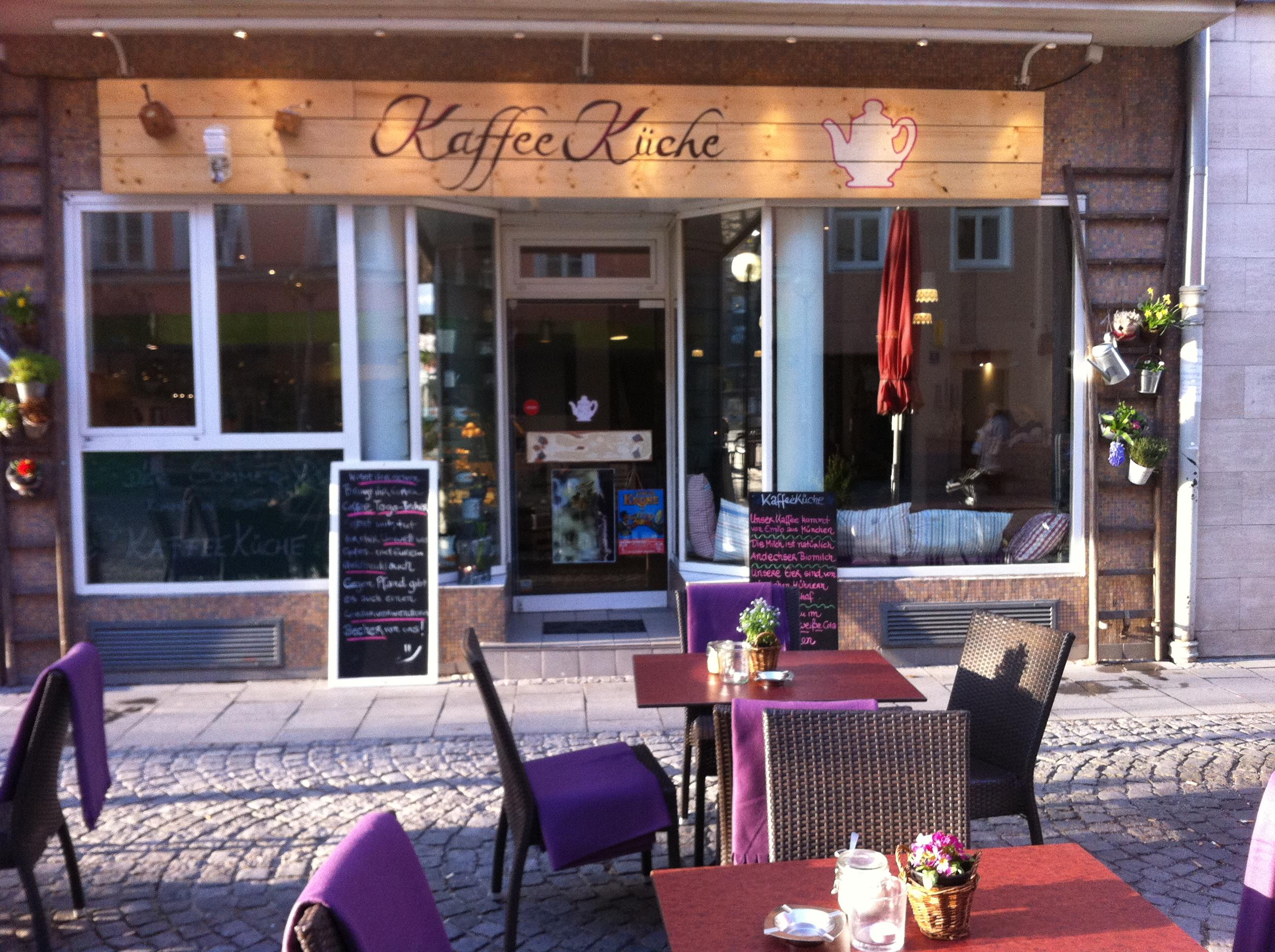 Kafeeküche Außenansicht